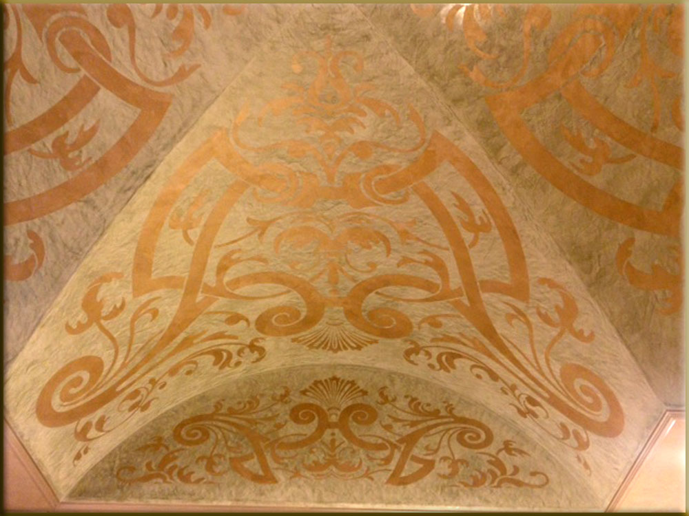 Milano Gold Metallic
