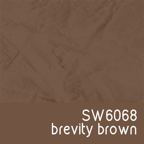 SW6068 Brevity Brown