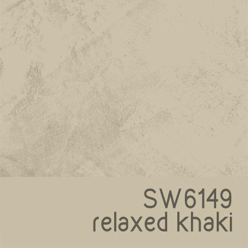 SW6149 Relaxed Khaki