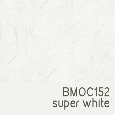 BMOC152 Super White