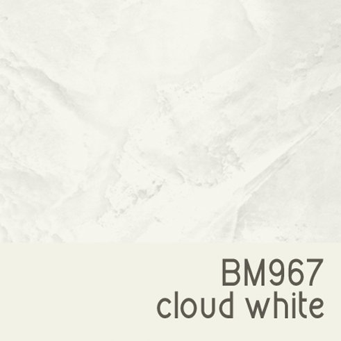 BM967 Cloud White
