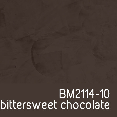 BM2114-10 Bittersweet Chocolate