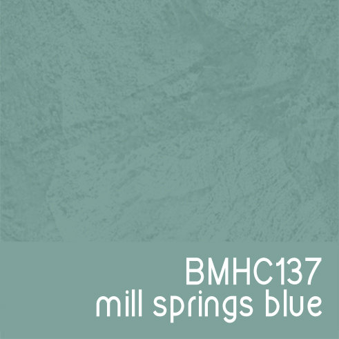 BMHC137 Mill Springs Blue