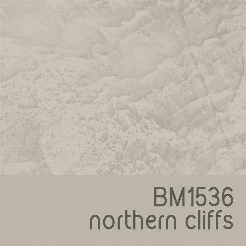 BM1536 Northern Cliffs
