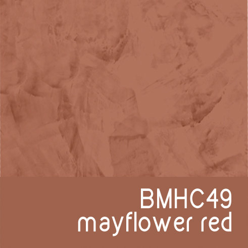 BMHC49 Mayflower Red