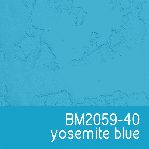 BM2059-40 Yosemite Blue