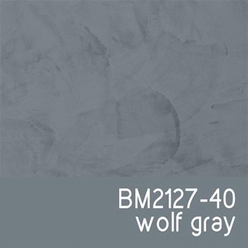 BM2127-40 Wolf Gray
