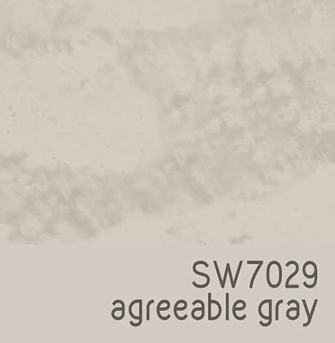 SW7029 Agreeable Gray