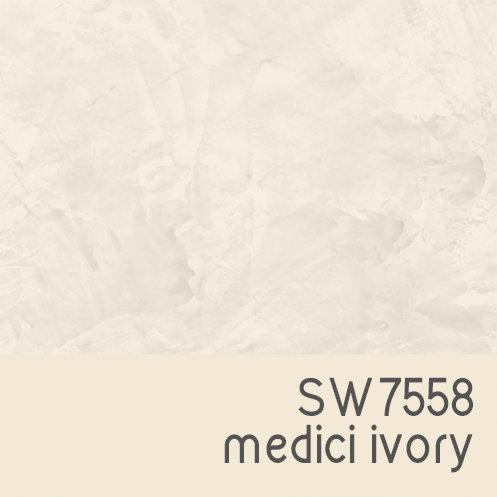SW7558 Medici Ivory