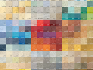 """Colors for my """"Tuscan Home"""""""