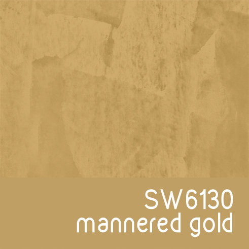 SW6130 Mannered Gold