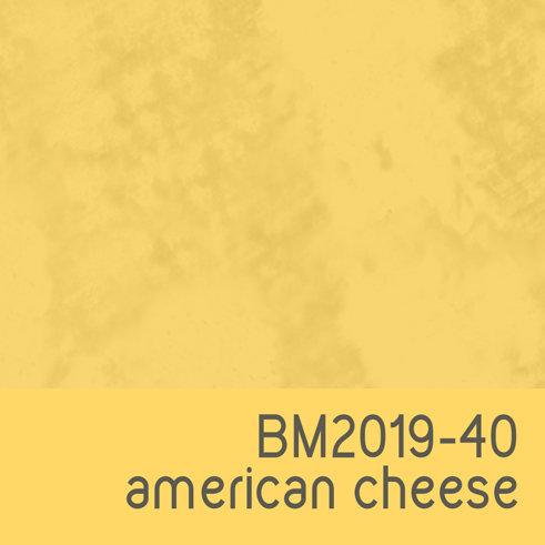 BM2019-40 American Cheese