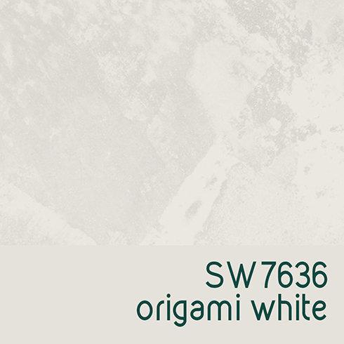 SW7636 Origami White