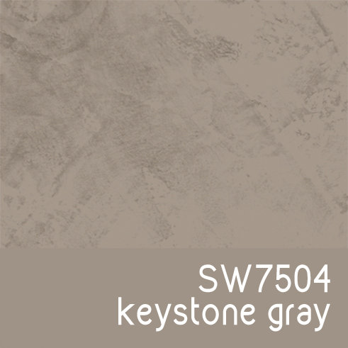 SW7504 Keystone Gray