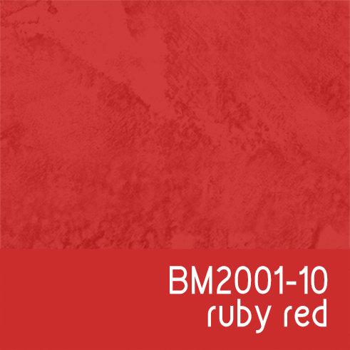BM2001-10 Ruby Red