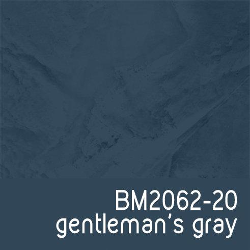BM2062-20 Gentleman's Gray