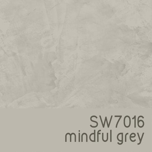 SW7016 Mindful Grey