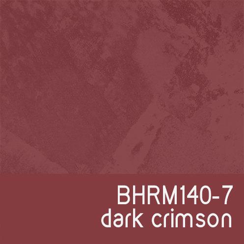 BHRM140-7 Dark Crimson