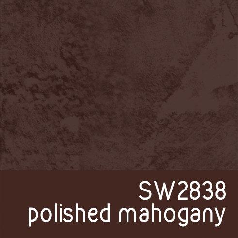 SW2838 Polished Mahogany