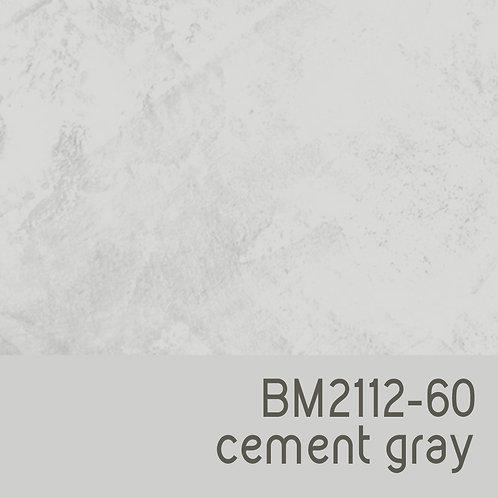 BM2112-60 Cement Gray