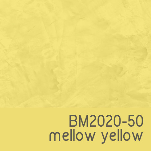 BM2020-50 Mellow Yellow