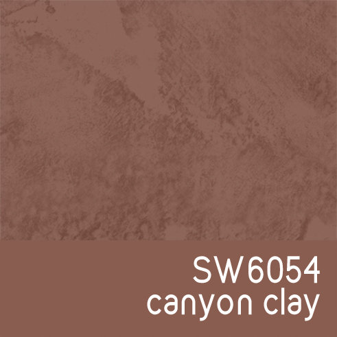 SW6054 Canyon Clay