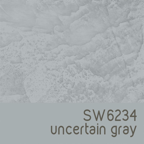 SW6234 Uncertain Gray
