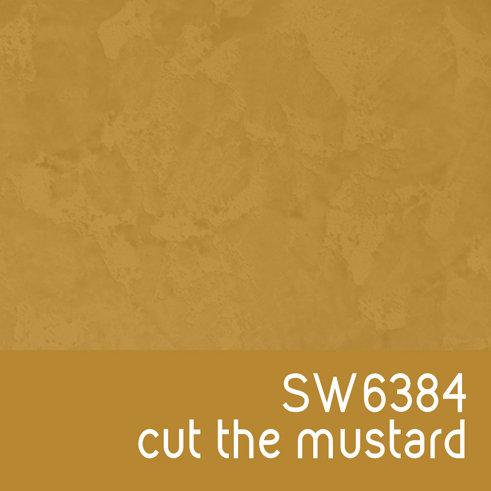 SW6384 Cut the Mustard