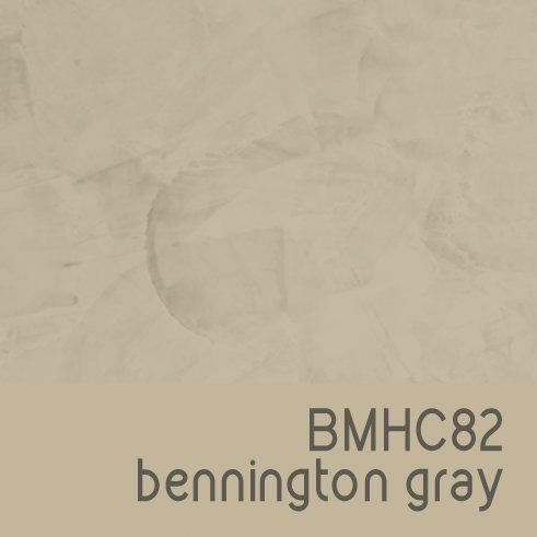 BMHC82 Bennington Gray