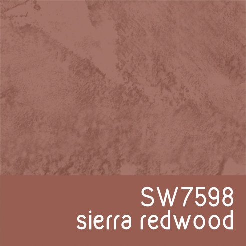 SW7598 Sierra Redwood