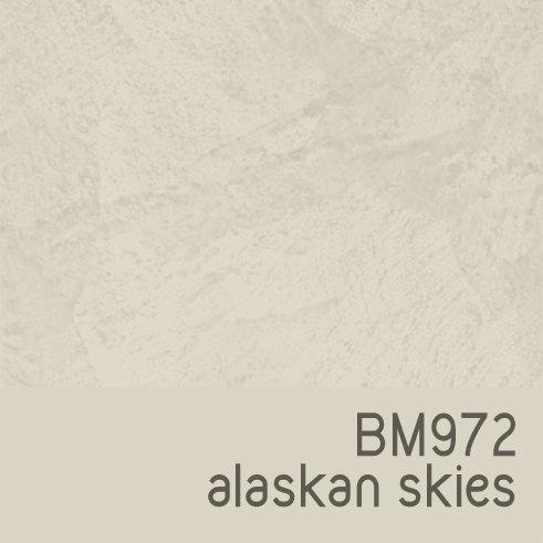 BM972 Alaskan Skies