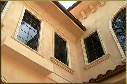 FirmoLux Venetian Plaster exterior photo gallery