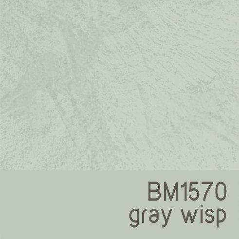 BM1570 Gray Wisp