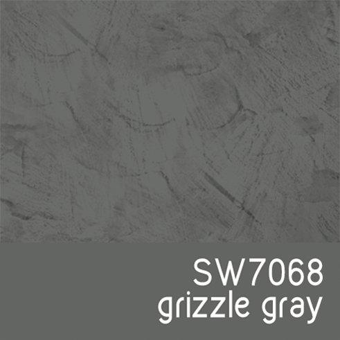 SW7068 Grizzle Gray