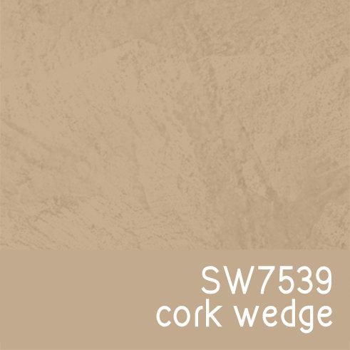 SW7539 Cork Wedge
