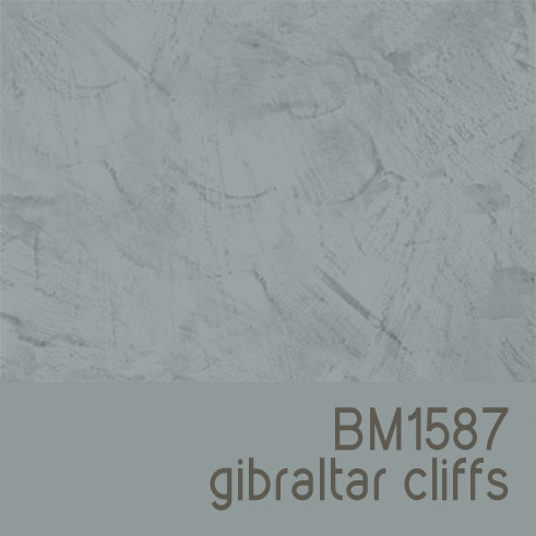 BM1587 Gibraltar Cliffs