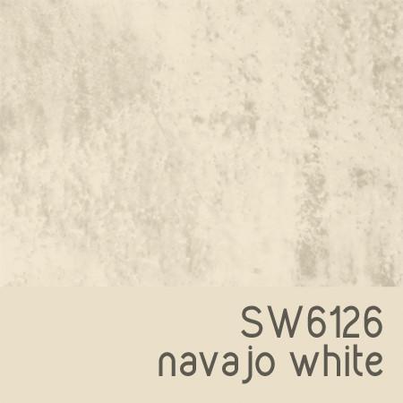 Sherwin Williams 6126 Navajo White