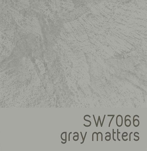 SW7066 Gray Matters