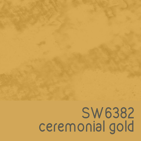 SW6382 Ceremonial Gold