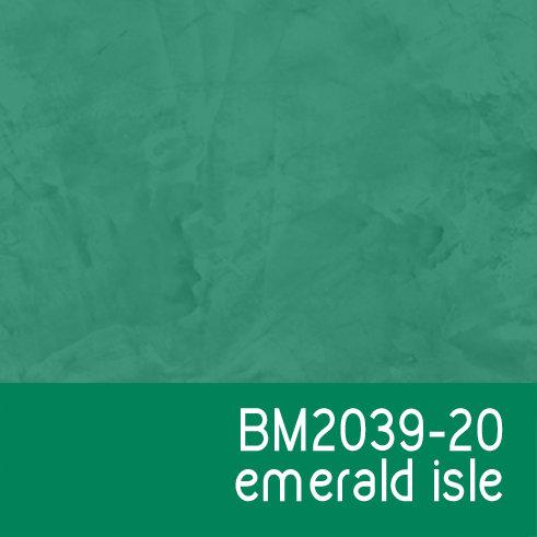 BM2039-20 Emerald Isle