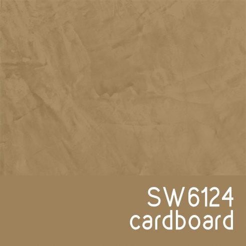 SW6124 Cardboard