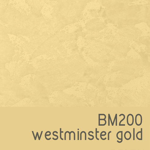 BM200 Westminster Gold