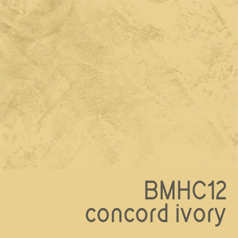 BMHC12 Concord Ivory