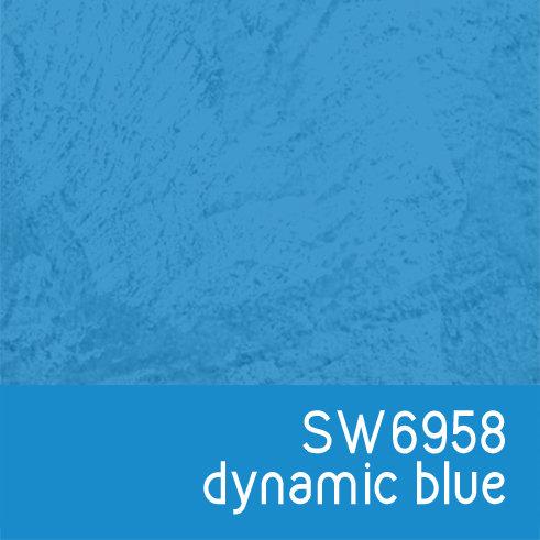 SW6958 Dynamic Blue