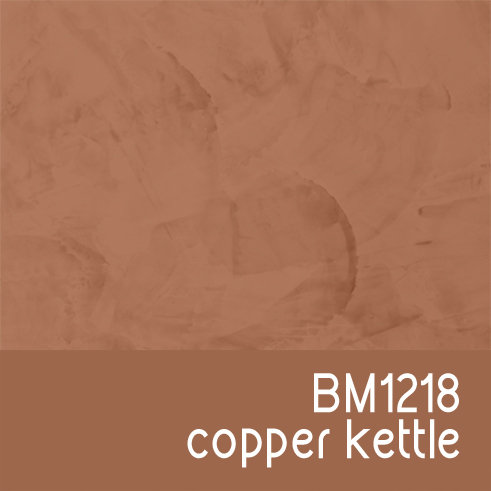 BM1218 Copper Kettle