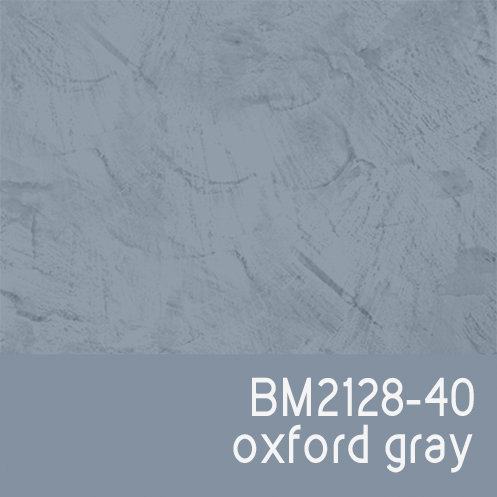 BM2128-40 Oxford Gray