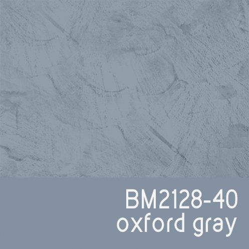 BM2128-40 Oxford Gray