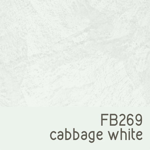 FB269 Cabbage White