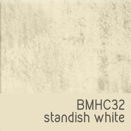 BMHC32 Standish White