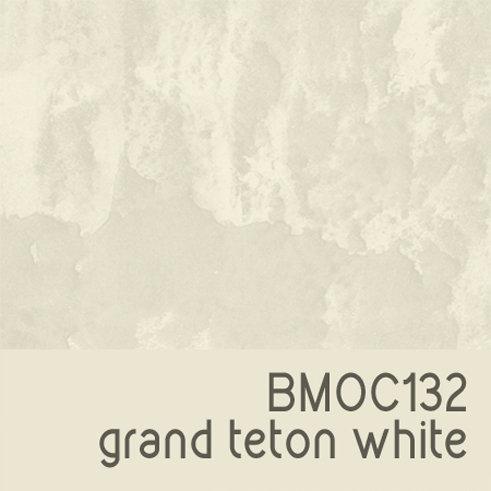 BMOC132 Grand Teton White